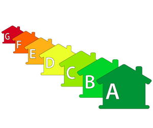 Hvordan læser jeg en energirapport på mit nye hus?
